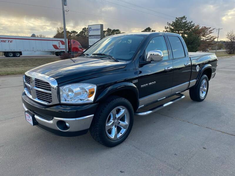 2007 Dodge Ram Pickup 1500 for sale at More 4 Less Auto in Sioux Falls SD