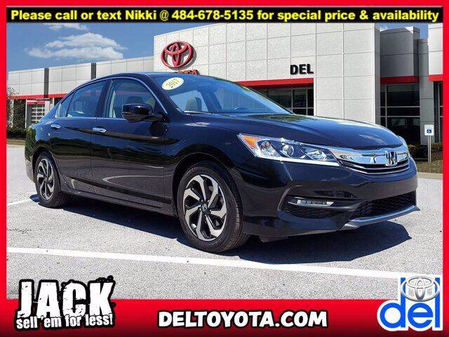 2017 Honda Accord for sale in Thorndale, PA