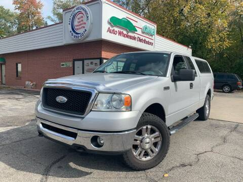 2006 Ford F-150 for sale at GMA Automotive Wholesale in Toledo OH