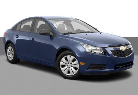 2014 Chevrolet Cruze for sale at Clapper MotorCars in Janesville WI