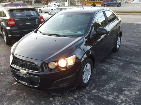 2012 Chevrolet Sonic for sale at Premier Auto Sales Inc. in Newport News VA