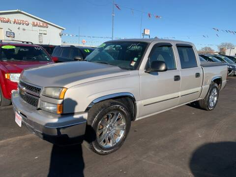 2006 Chevrolet Silverado 1500 for sale at De Anda Auto Sales in South Sioux City NE