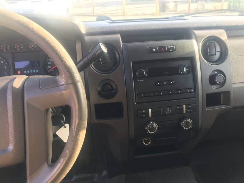 2010 Ford F-150 4x2 XL 2dr Regular Cab Styleside 8 ft. LB - Cleveland OH