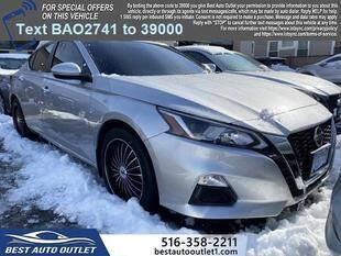 2020 Nissan Altima for sale at Best Auto Outlet in Floral Park NY