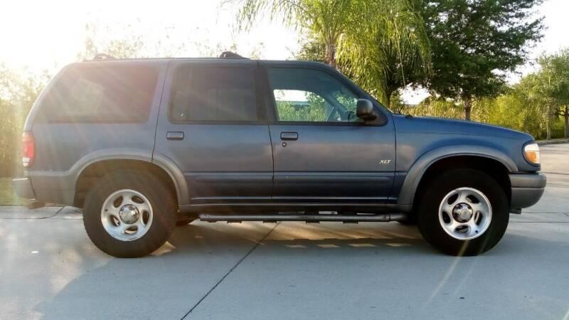 2000 Ford Explorer for sale at Coastal Car Brokers LLC in Tampa FL
