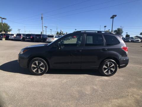 2018 Subaru Forester for sale at Team Hall at City Auto in Murfreesboro TN