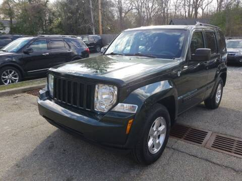 2011 Jeep Liberty for sale at AMA Auto Sales LLC in Ringwood NJ