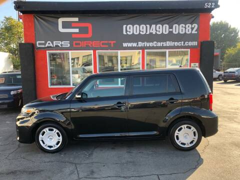 2012 Scion xB for sale at Cars Direct in Ontario CA