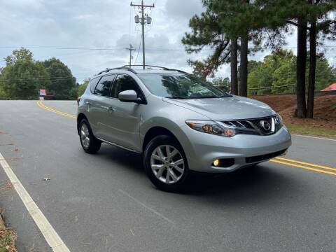 2014 Nissan Murano for sale at THE AUTO FINDERS in Durham NC