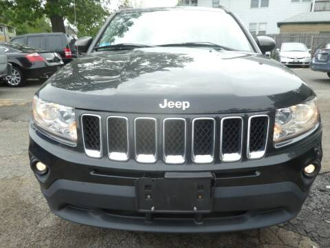 2011 Jeep Compass for sale at Wheels and Deals in Springfield MA