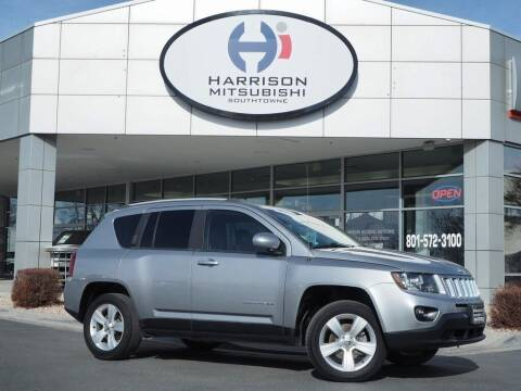2015 Jeep Compass for sale at Harrison Imports in Sandy UT