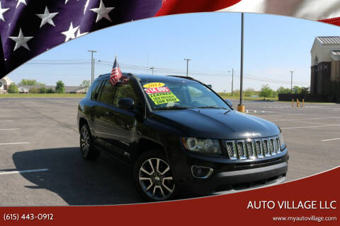 2014 Jeep Compass for sale at AUTO VILLAGE LLC in Lebanon TN