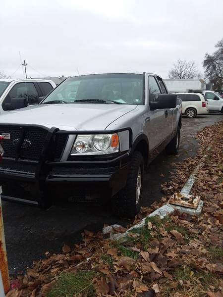 2004 Ford F-150 for sale at VENEZIA AUTO GROUP in East Palestine OH