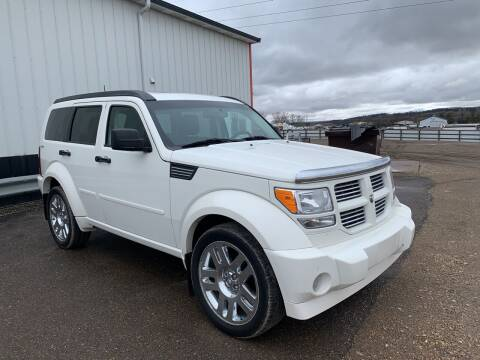 2009 Dodge Nitro for sale at TRUCK & AUTO SALVAGE in Valley City ND