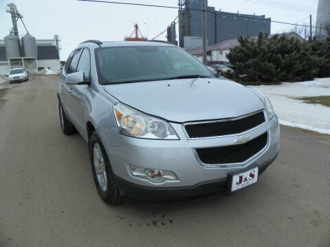 2010 Chevrolet Traverse for sale at J & S Auto Sales in Thompson ND