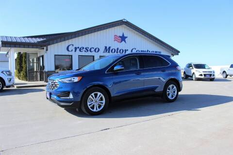 2020 Ford Edge for sale at Cresco Motor Company in Cresco IA
