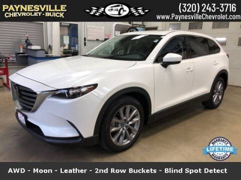 2020 Mazda CX-9 for sale at Paynesville Chevrolet Buick in Paynesville MN