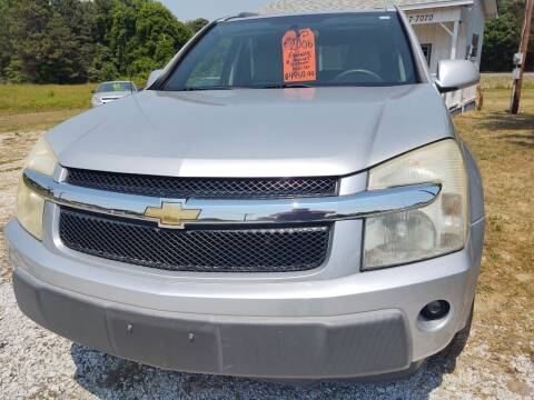 2006 Chevrolet Equinox for sale at Lanier Motor Company in Lexington NC