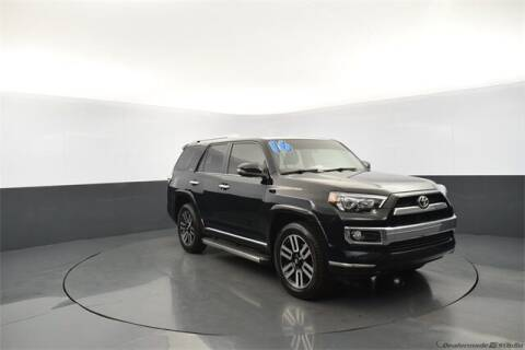 2016 Toyota 4Runner for sale at Tim Short Auto Mall in Corbin KY