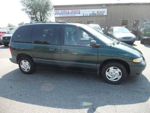 1999 Dodge Caravan for sale at All Cars and Trucks in Buena NJ
