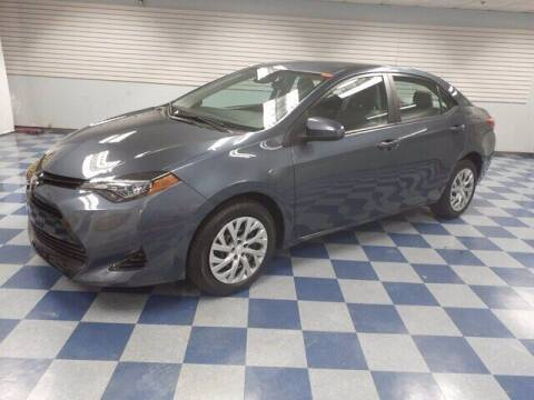 2018 Toyota Corolla for sale at Mirak Hyundai in Arlington MA