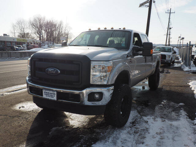 2016 Ford F-250 Super Duty for sale at Scheuer Motor Sales INC in Elmwood Park NJ