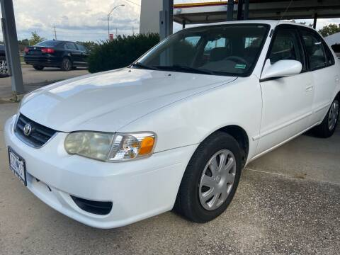 2002 Toyota Corolla for sale at Midwest Autopark in Kansas City MO