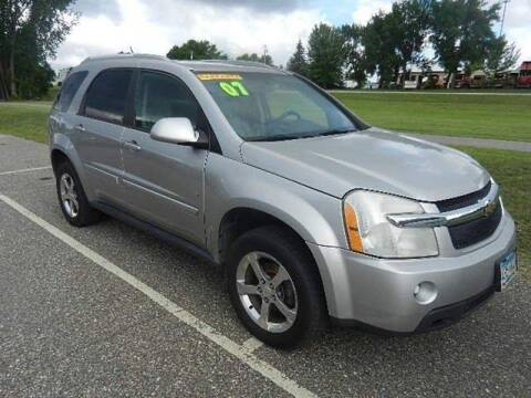 2007 Chevrolet Equinox for sale at Dales Auto Sales in Hutchinson MN