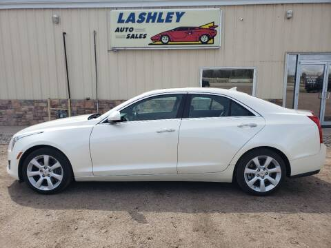 2014 Cadillac ATS for sale at Lashley Auto Sales in Mitchell NE