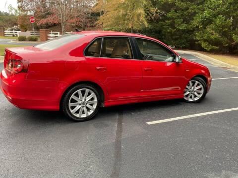 2010 Volkswagen Jetta for sale at Paramount Autosport in Kennesaw GA