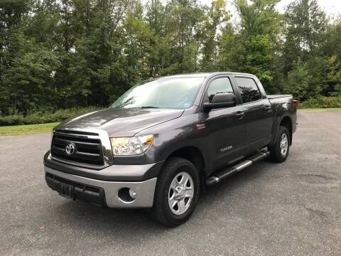 2012 Toyota Tundra for sale at AFFORDABLE IMPORTS in New Hampton NY