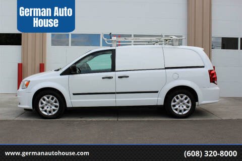 2015 RAM C/V for sale at German Auto House in Fitchburg WI