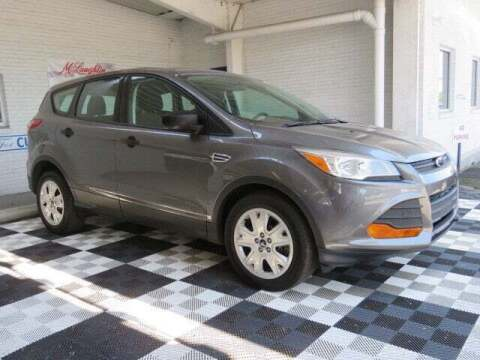2014 Ford Escape for sale at McLaughlin Ford in Sumter SC