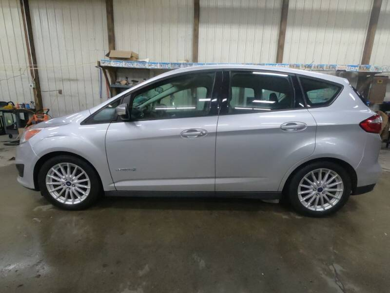 2014 Ford C-MAX Hybrid for sale at Alpha Auto in Toronto SD