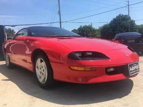 1995 Chevrolet Camaro for sale at AutoPros - Waterloo in Waterloo IA