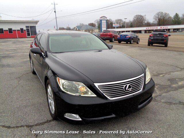 2008 Lexus LS 460 for sale at Gary Simmons Lease - Sales in Mckenzie TN