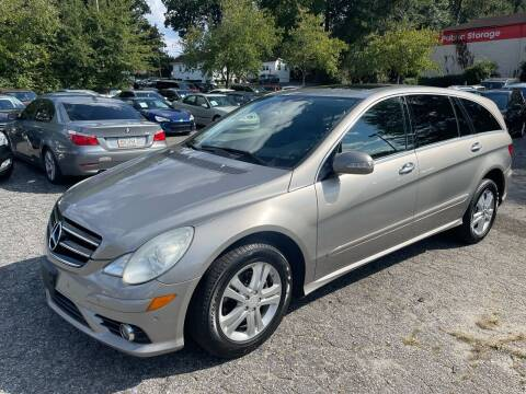 2009 Mercedes-Benz R-Class for sale at Car Online in Roswell GA