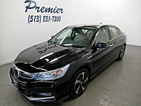 2014 Honda Accord Plug-In for sale at Premier Automotive Group in Milford OH