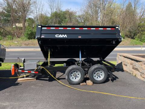 2020 CAM SUPERLINE 6x10 3-WAY DECKOVER DUMP for sale at Smart Choice 61 Trailers in Shoemakersville PA