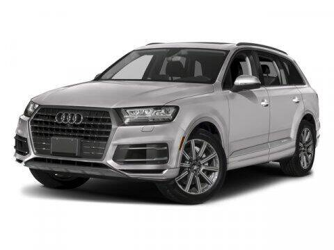 2018 Audi Q7 for sale at Auto Finance of Raleigh in Raleigh NC