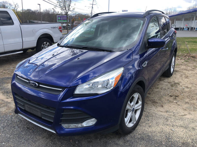 2015 Ford Escape for sale at AUTO OUTLET in Taunton MA