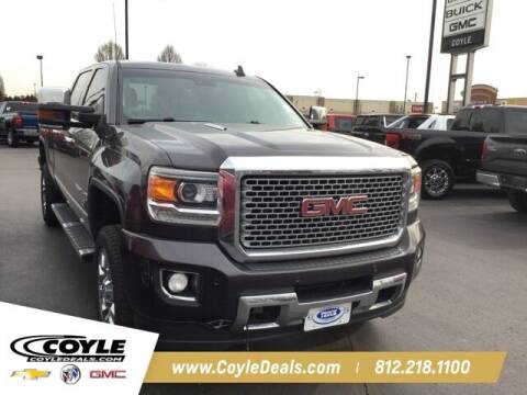 2015 GMC Sierra 2500HD for sale at COYLE GM - COYLE NISSAN in Clarksville IN