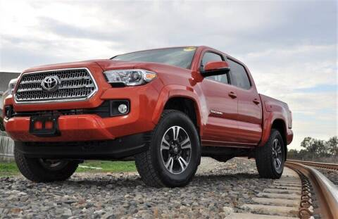 2017 Toyota Tacoma for sale at AMC Auto Sales, Inc. in Fremont CA