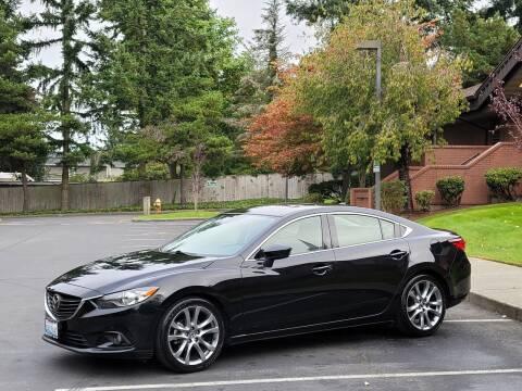 2014 Mazda MAZDA6 for sale at SEATTLE FINEST MOTORS in Lynnwood WA