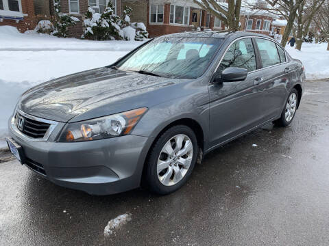 2010 Honda Accord for sale at Apollo Motors INC in Chicago IL