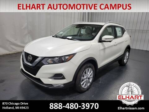 2021 Nissan Rogue Sport for sale at Elhart Automotive Campus in Holland MI