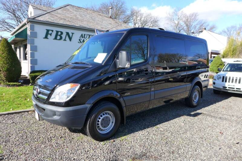 2012 Mercedes-Benz Sprinter Passenger for sale at FBN Auto Sales & Service in Highland Park NJ