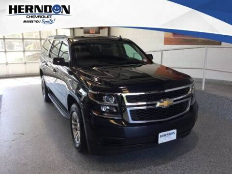 2019 Chevrolet Suburban for sale at Herndon Chevrolet in Lexington SC