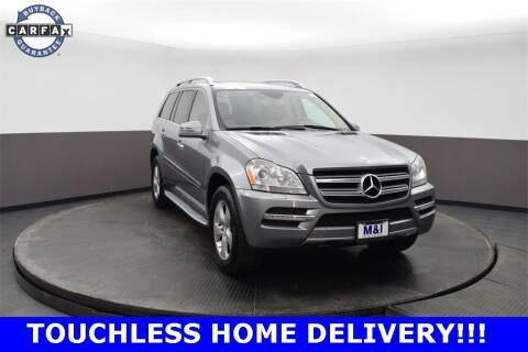 2012 Mercedes-Benz GL-Class for sale at M & I Imports in Highland Park IL