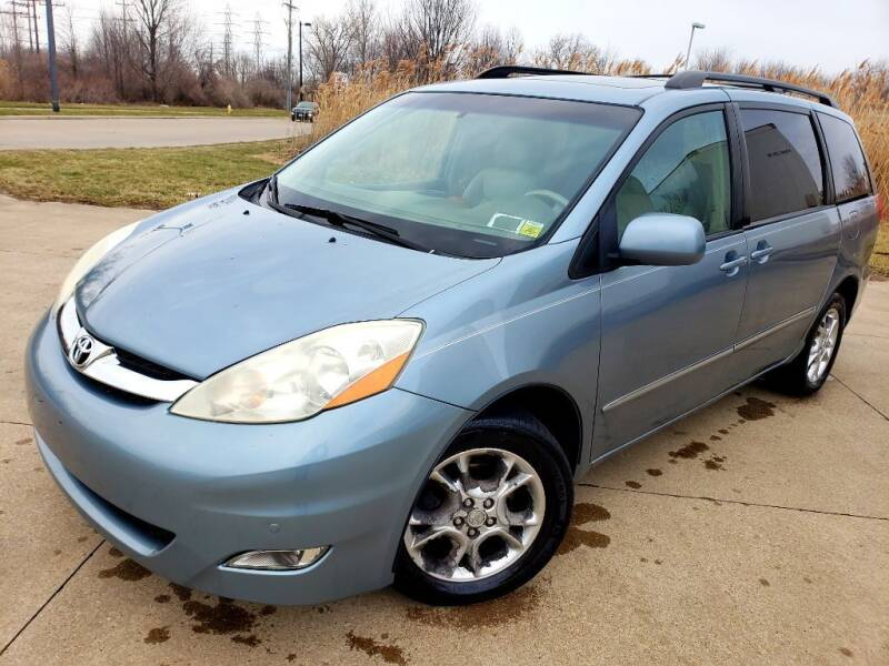 2006 Toyota Sienna for sale at Elite Auto World in Cleveland OH